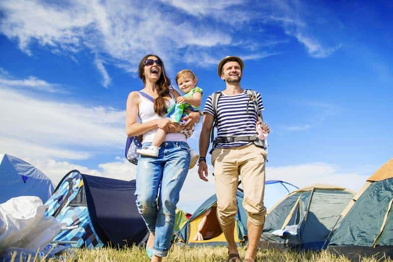 Planning a family camping trip