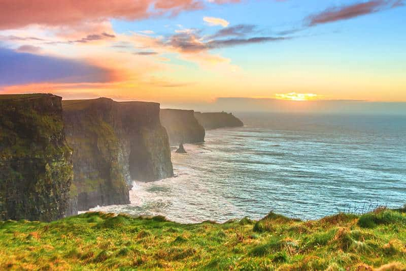 Tips for visiting the Cliffs of Moher in Co. Clare, Ireland