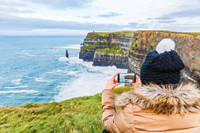 What to wear for the Cliffs of Moher