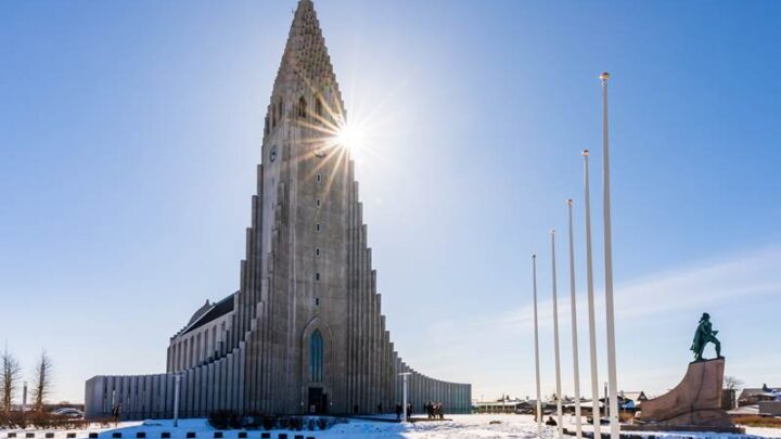 Free or cheap things to do in Reykjavik Iceland