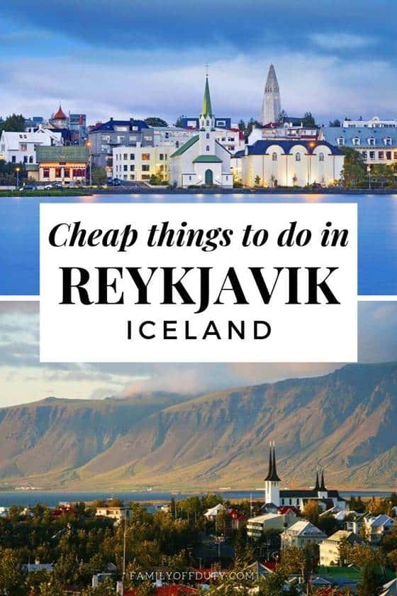 Free or cheap things to do in Reykjavik