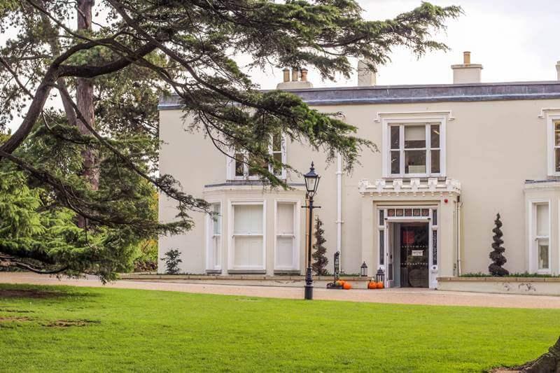Airfield Estate Manor