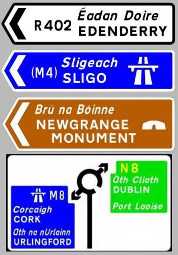 signposting in ireland