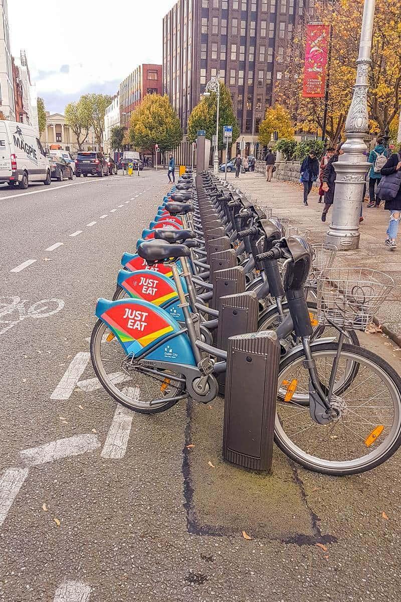 bike things to do in dublin children