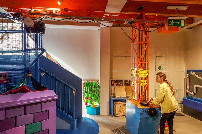 Imaginosity Children's museum in Dublin