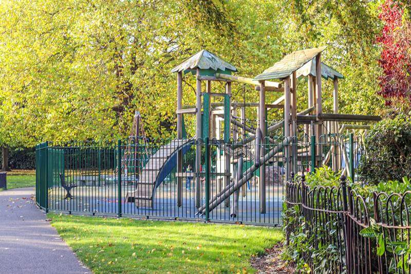 St. Stephen's Green playground