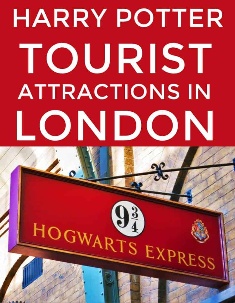 The best Harry Potter Attractions in London