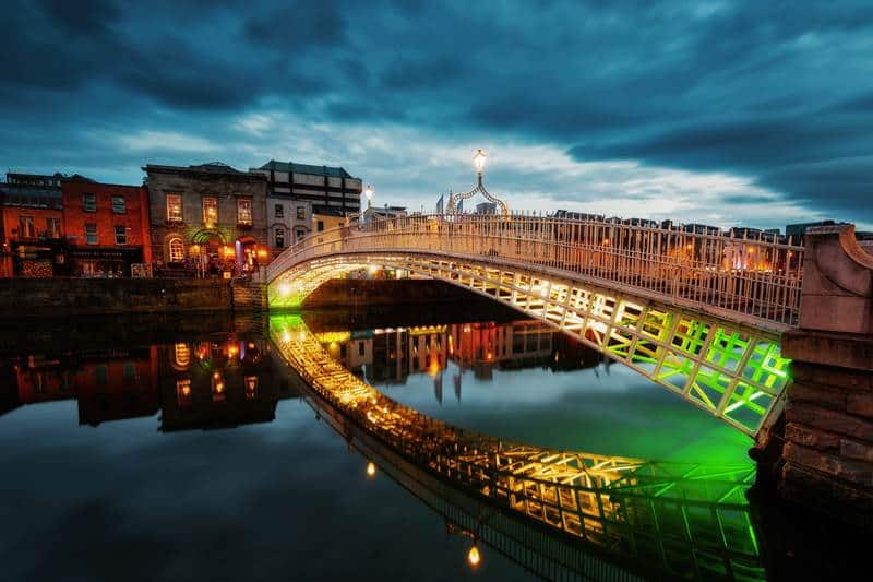 Things to see in Dublin on a budget
