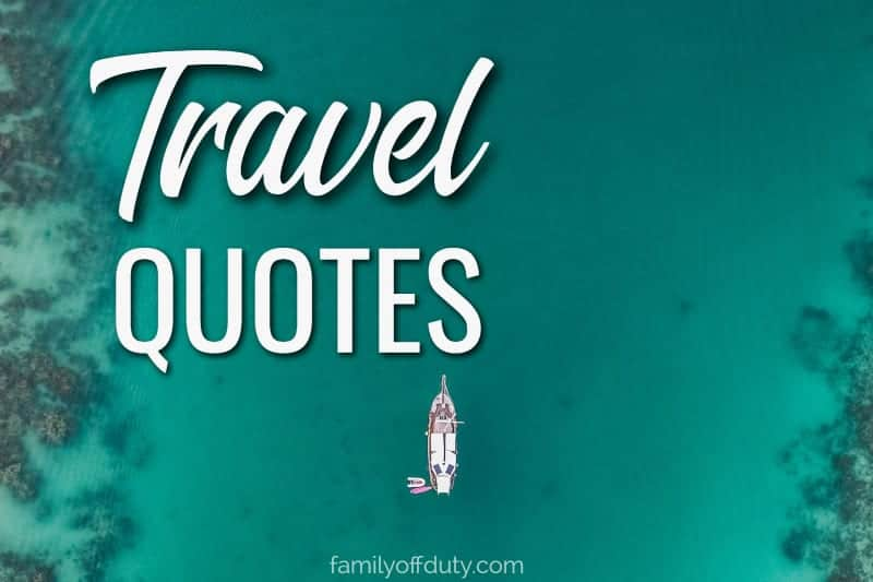 the best travel quotes list