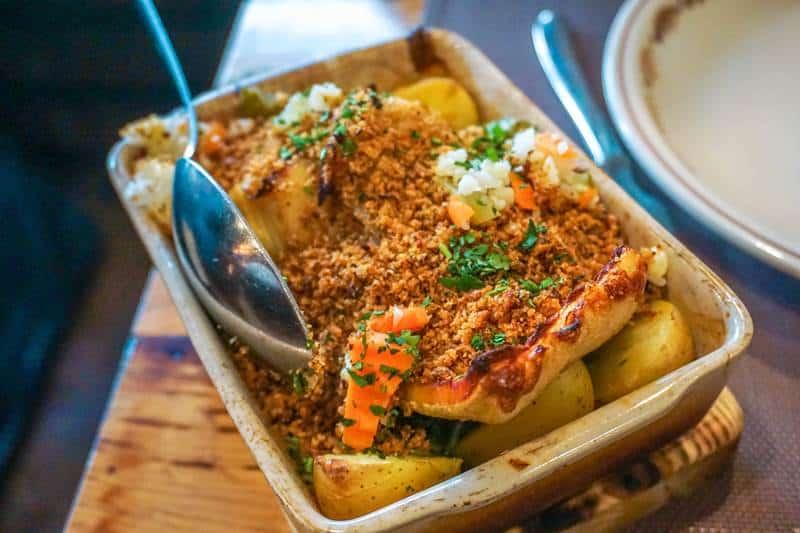 Portuguese bacalhau