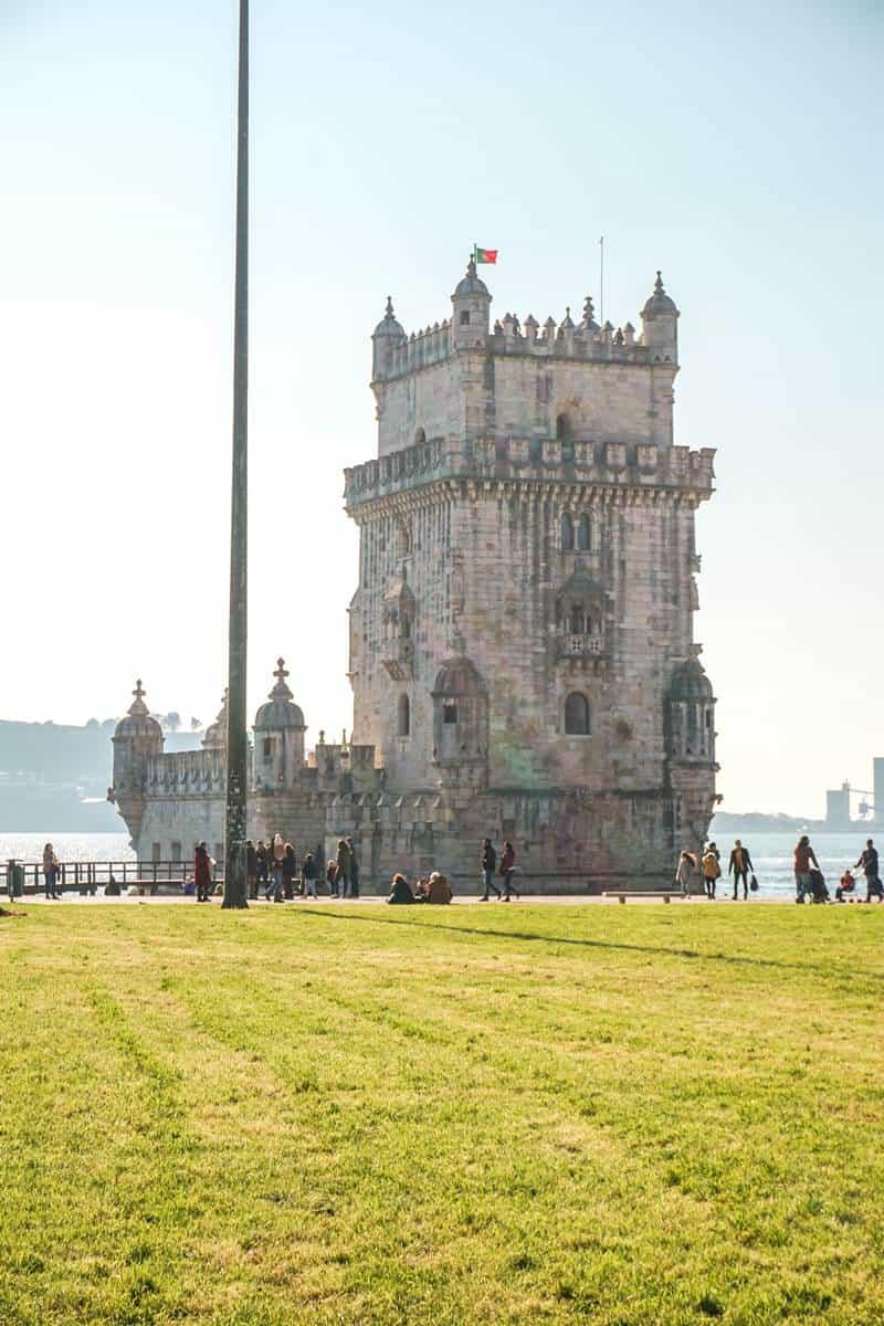 Belem towers