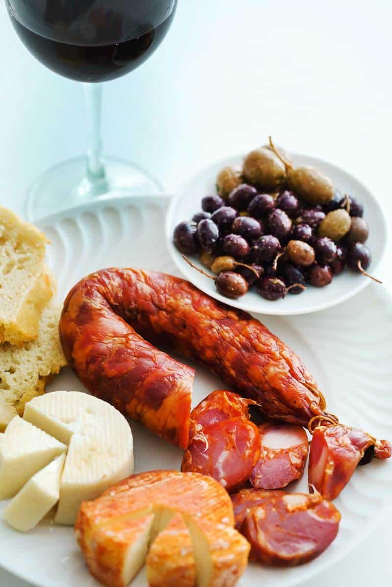Portuguese chourico
