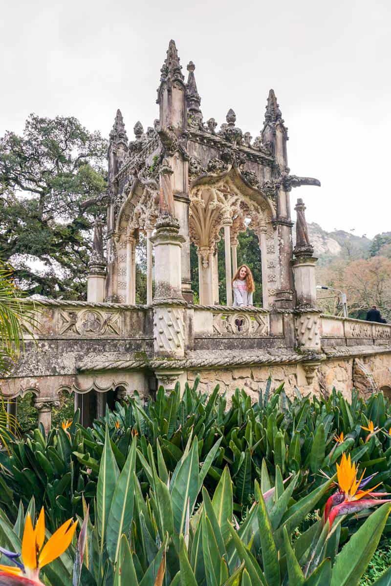 Quinta das regaleiras Sintra