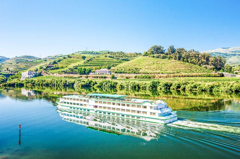 Douro River tour cruise