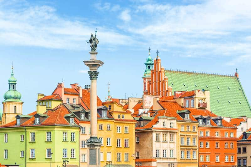 Things to do in Warsaw with kids