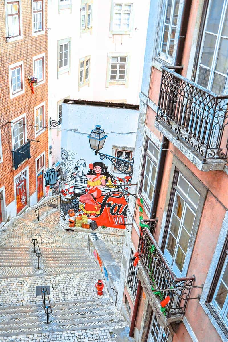 fado graffiti wall