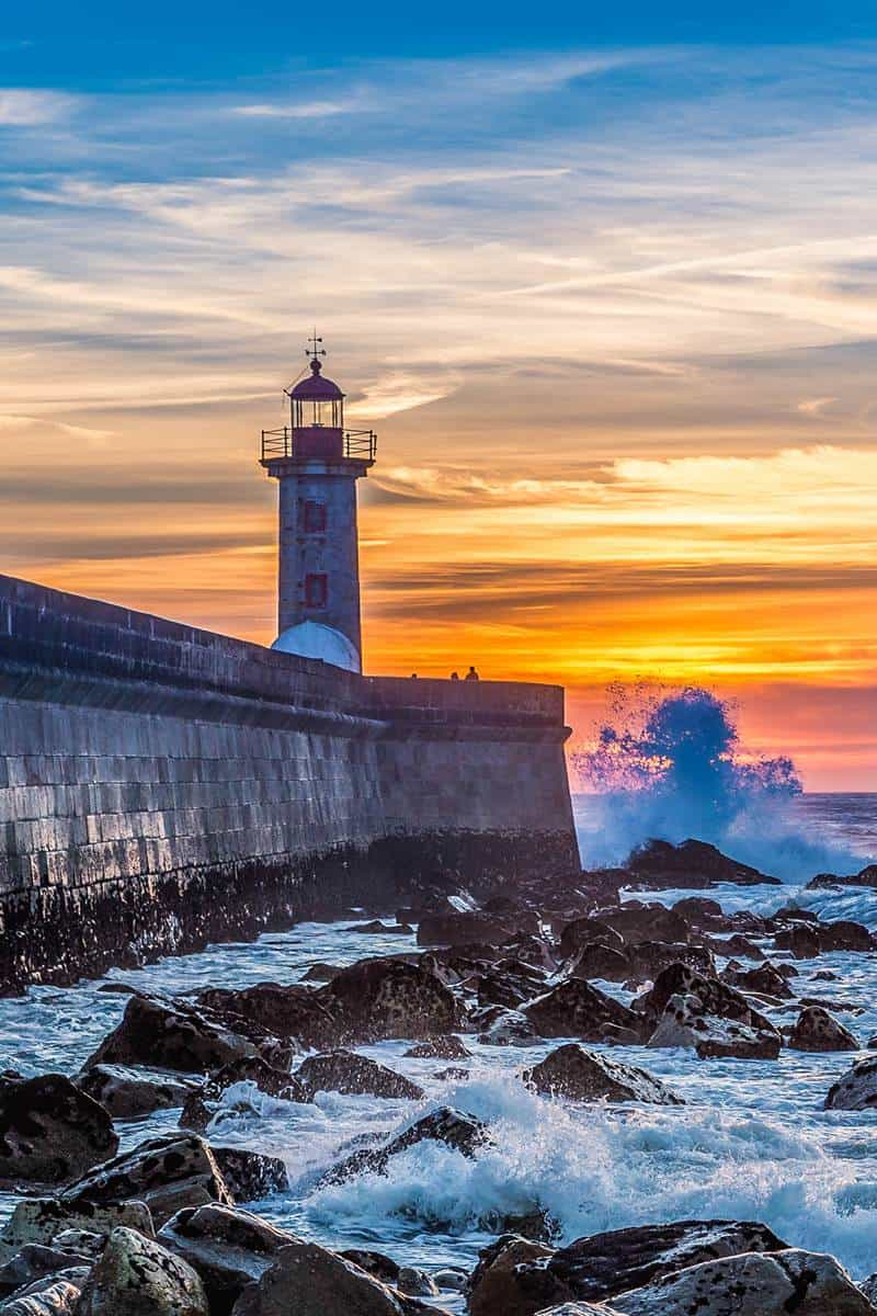 Felgueiras lighthouse