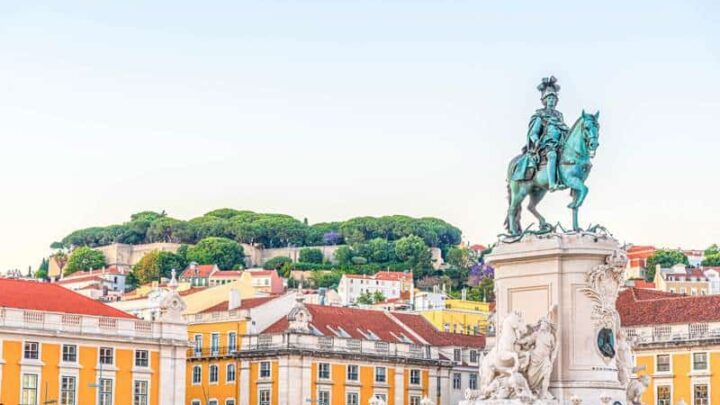 Most instagrammable places in Lisbon