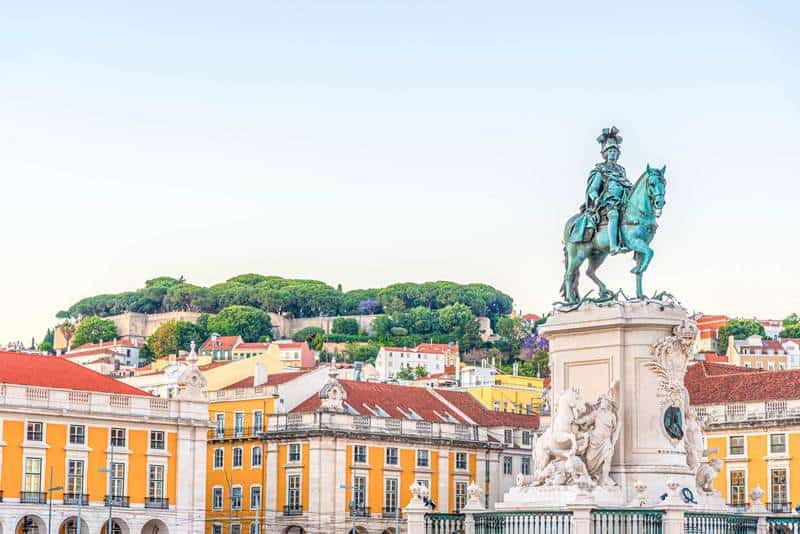 The most instagrammable places in Lisbon Portugal