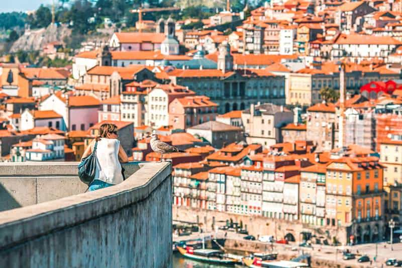 Best instagrammable places in Porto